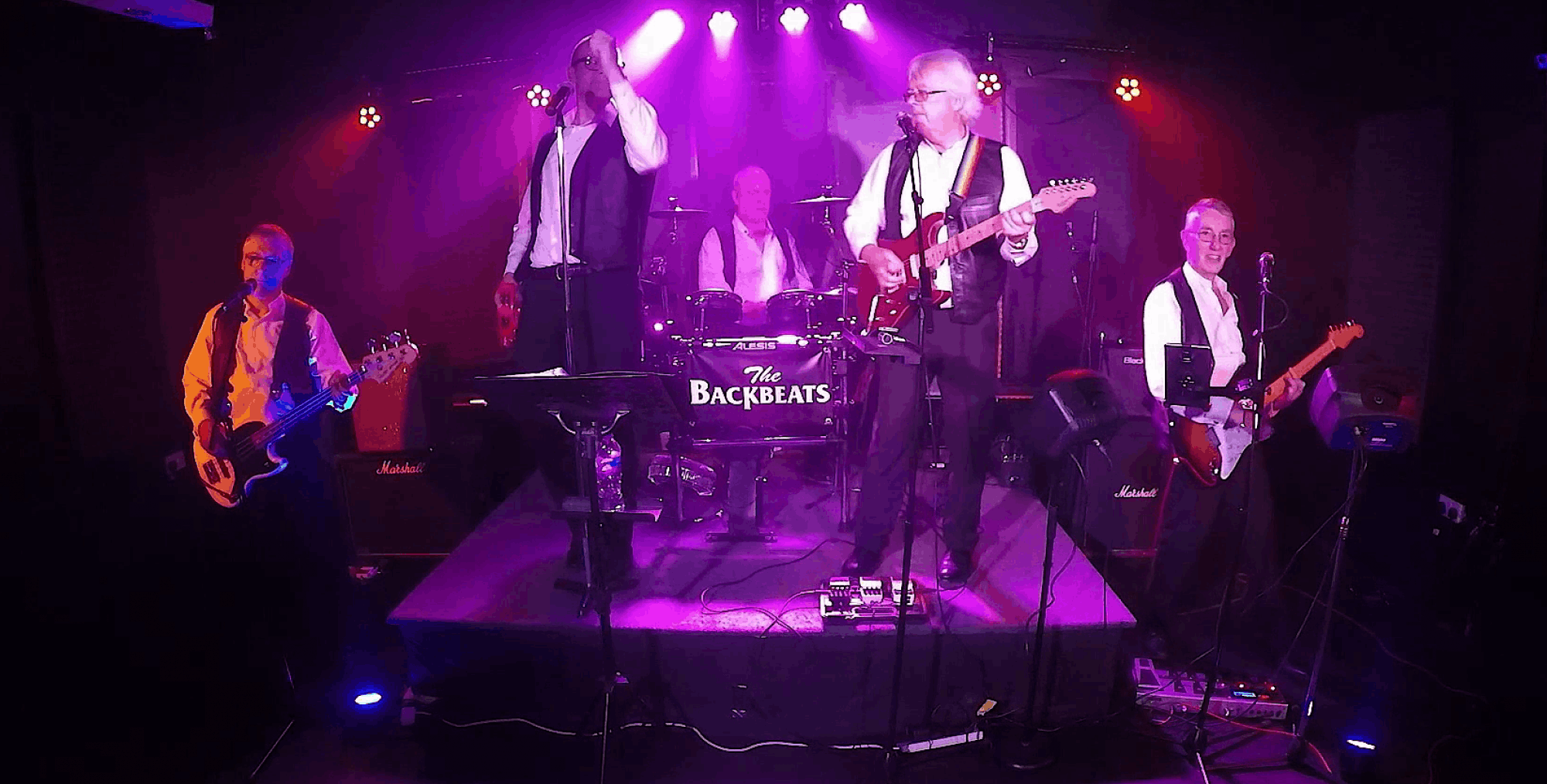 The Backbeats Live Dance Band